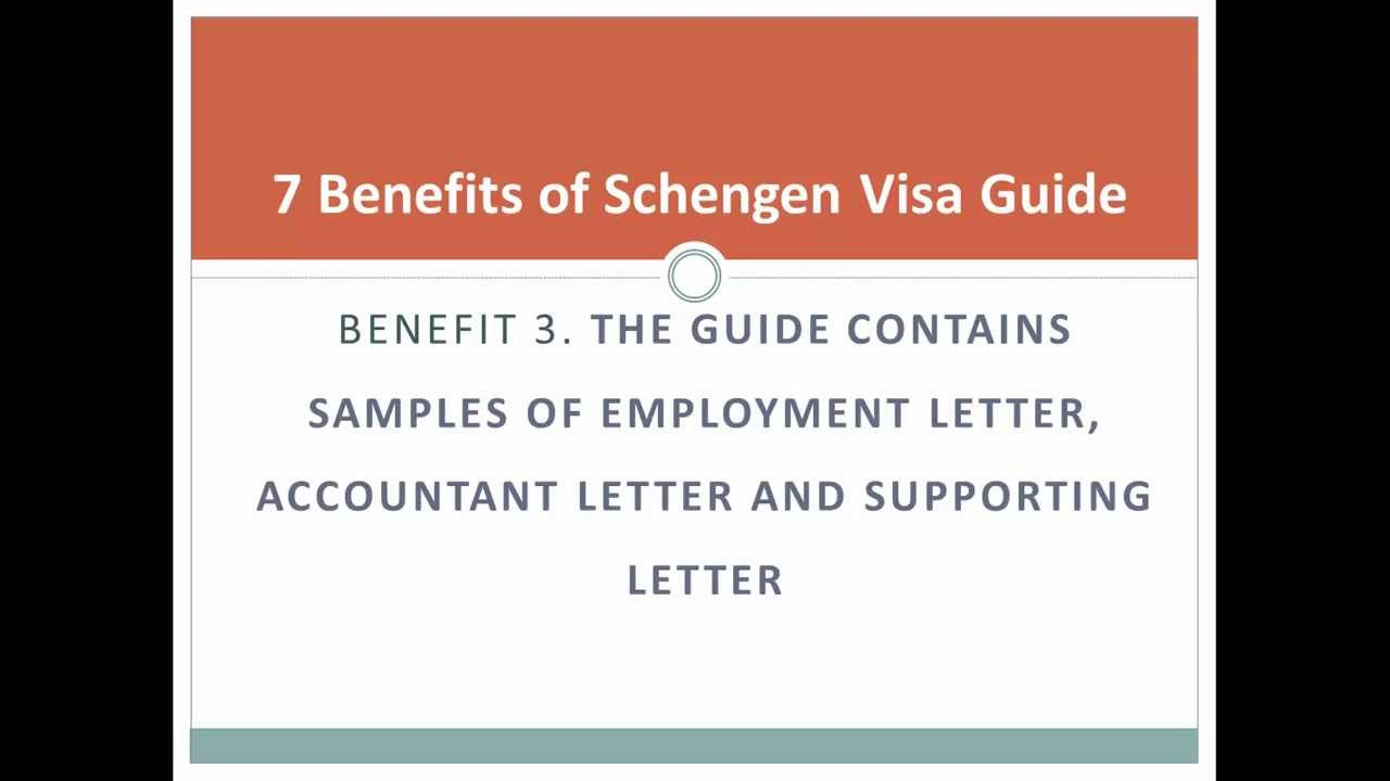Invitation Letter For Schengen Visa Format