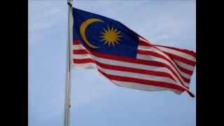 "Malaysia National Anthem ""Negaraku"" (My country)"