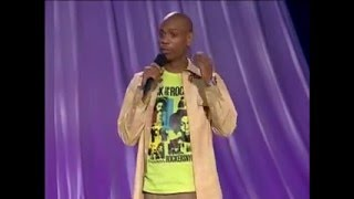 Dave Chappelle Show Unaired Stand Up Cuts    YouTube