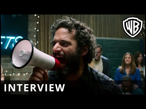 The House – Jason Mantzoukas Interview - Warner Bros. UK