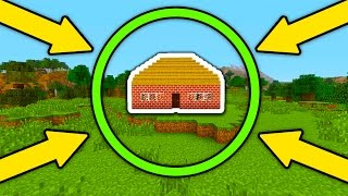Minecraft Xbox/PS4: 5 BEST Ways To PROTECT Your House! (Minecraft TU52 Console Edition)