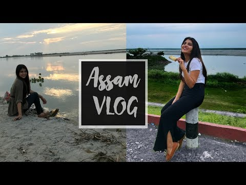 Assam Vlog | Home after 3 years |