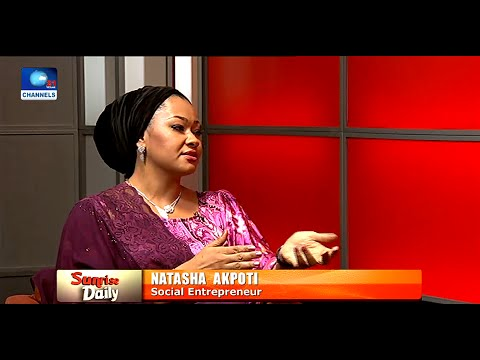 Indians Should Be Held Accountable For Ajaokuta Deterioration -- Natasha Akpoti