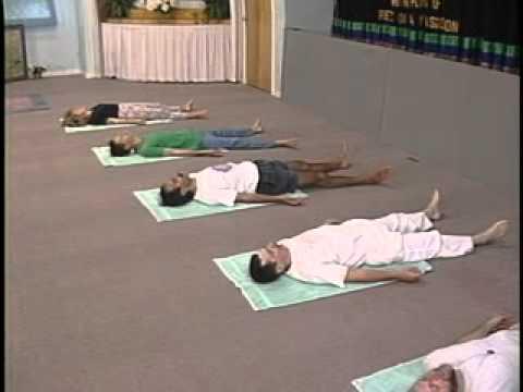 Yoga Nidra: Deep Relaxation with Swami Asokananda (Integral Yoga), part 2