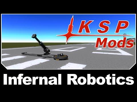 KSP Mods - Infernal Robotics