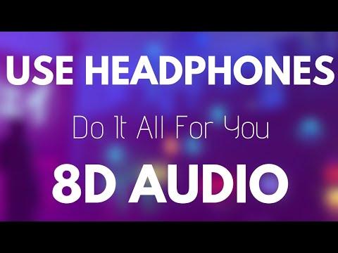 Alan Walker - Do It All For You (8D AUDIO) Ft. Trevor Guthrie