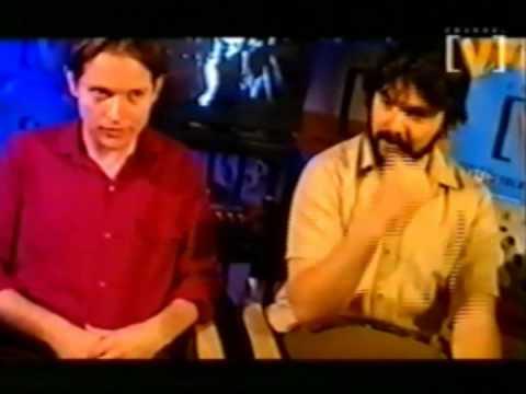 Augie March - Channel V Interview (Waltz - 1999)