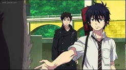 "Blue Exorcist Sad Scene ""Kuro's Memories"""