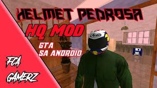REVIEW PEDROSA HELMET GTA SA ANDROID