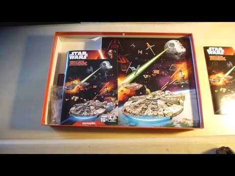 Star Wars Risk Unboxing