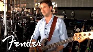 Sean Hurley Fender P Bass   Fender Custom Shop   Fender