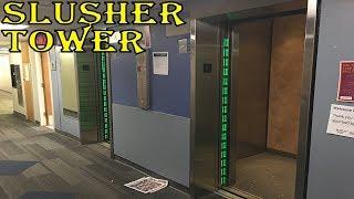 Dominion/ThyssenKrupp Traction Elevators - Slusher Tower Virginia Tech - Blacksburg, VA