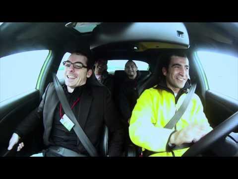SEAT Vip lap con el piloto Jordi Gené
