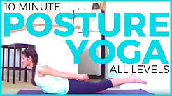 10 Minute Yoga For Excellent Posture