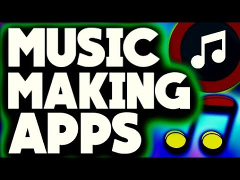 TOP 3 MUSIC MAKING APP FOR ANDROID.