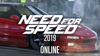 Need for Speed 2019: Online & Event Creator