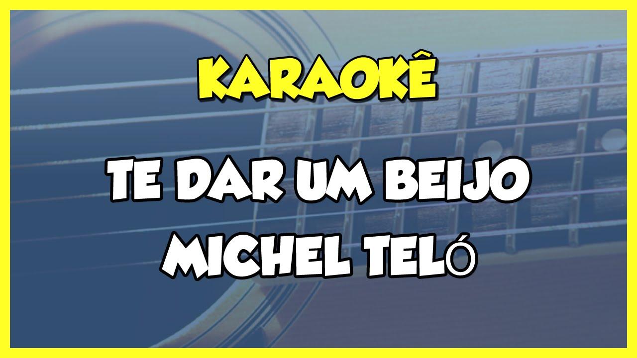 MICHEL TELÓ / KARAOKÊ