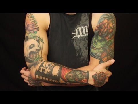 Ear to Ear Whisper, My Tattoo Story