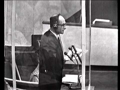 Eichmann trial - Session No. 93