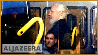 Wikileaks' Julian Assange found guilty of breaching bail terms | Al Jazeera English