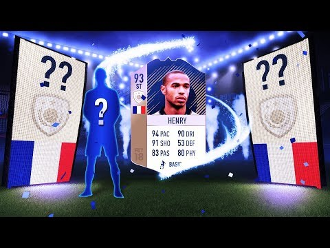 PRIME ICON HENRY SBC COMPLETED! - WE PACK AN ICON!!