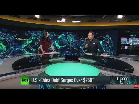 World Debt Surge & BRICS Dollar Alternative Plan