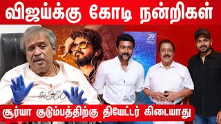Master Release Date | Tamil nadu theatre owners Press meet | Thalapathy vijay