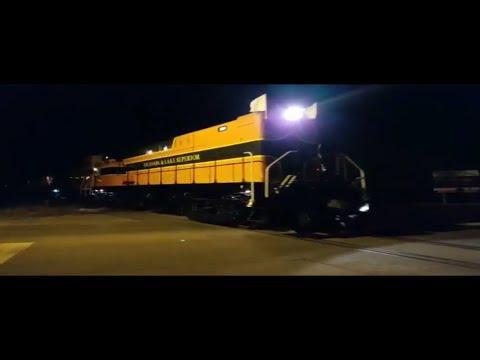 THE PHANTOM PASSENGER TRAIN ARRIVES IN MICHIGAN! | Jason Asselin