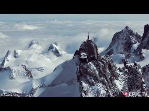 Bracey and Helliker Add a New Route to the Aiguille Du Midi NW Face   EpicTV Climbing Daily, Ep. 163