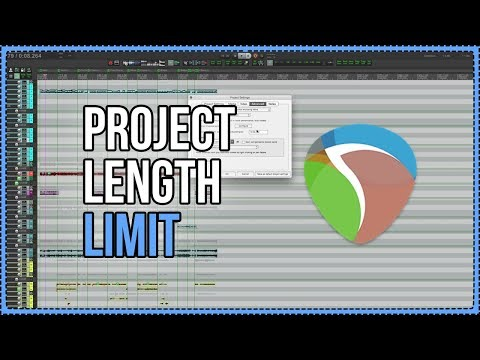 Project Length Limit - Stop zooming out too far