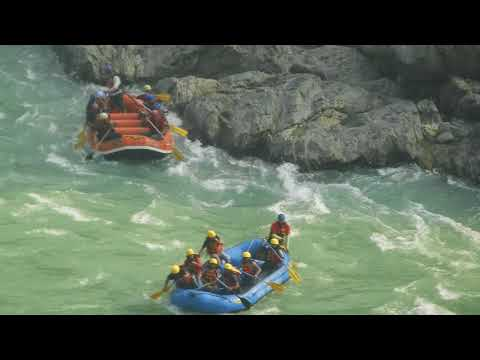 River Rafting, Rishikesh
