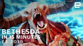 Download Bethesda Showcase at E3 2019 in 15 Minutes Mp3 and Videos