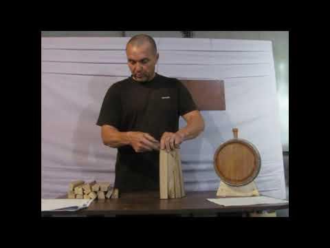 Изготовить дубовую бочку своими руками