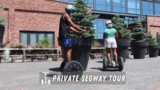 Distillery District 2020 - Socially Distant Walking and Segway Tours