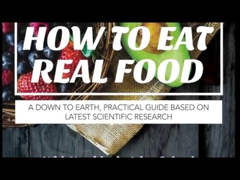 How To Eat Real Food- Led By Irina Golomb 24/02/2016