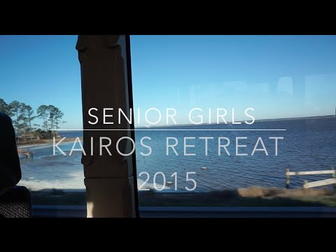 Senior Girls Kairos Retreat 2015