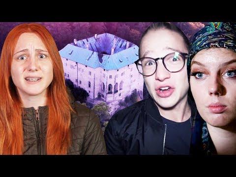 LOVÍME DUCHY NA OPRAVDOVÉM HRADĚ! feat. Natyla