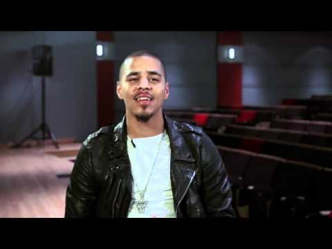 J Cole Eyebrows Backstage Pass:...