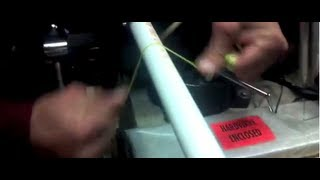 Magic Trick: How To Cut Pvc Pipe With A Piece Of String