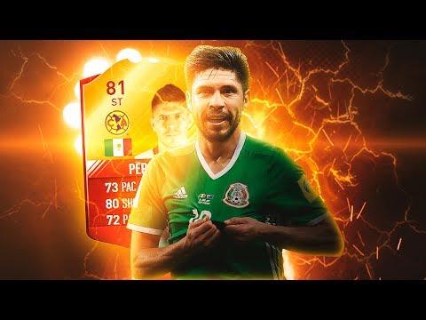 ORIBE HERMOSO PERALTA MOTM FIFA 17 [RANDOM]
