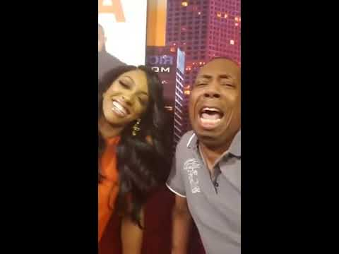 Gary With Da Tea Talks To Porsha Williams About Her Pregnancy!