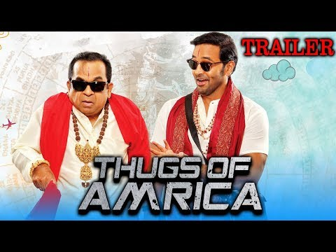 Thugs Of Amrica (Achari America Yatra) 2019 Official Trailer 2   Vishnu Manchu, Brahmanandam