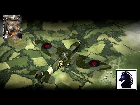 Ps3 Il 2 Sturmovik Birds Of Prey Battle Of Britain Youtube