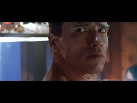 Google Deep Dream - Terminator's acid trip in Las Vegas