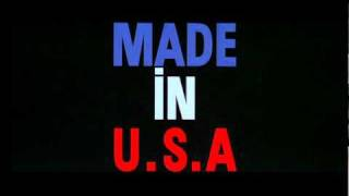 Made in U.S.A (1966) title sequence