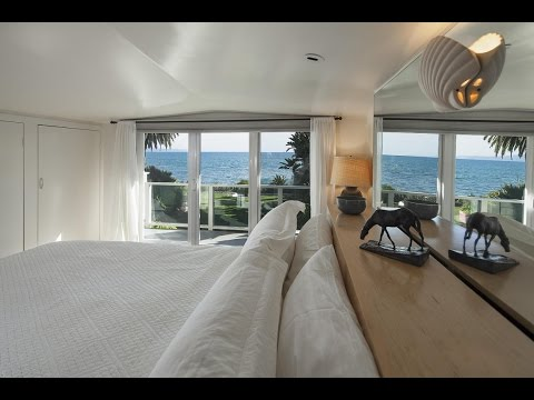 Luxury Waterfront House in Santa Barbara CA