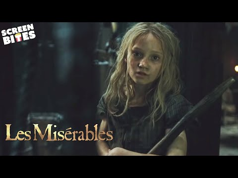Les Misérables - There is a Castle on a cloud (Helena Bonham Carter) OFFICIAL HD VIDEO