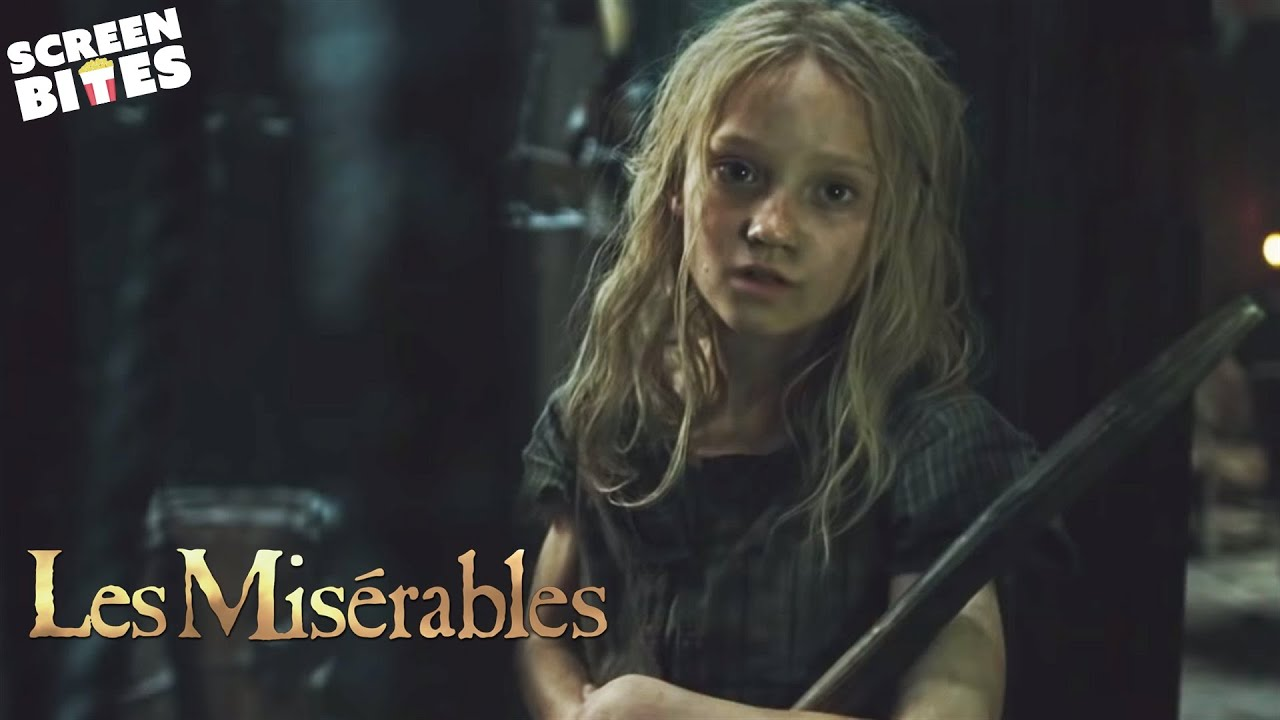 There Is A Castle On A Cloud Les Misérables Scenescreen Youtube