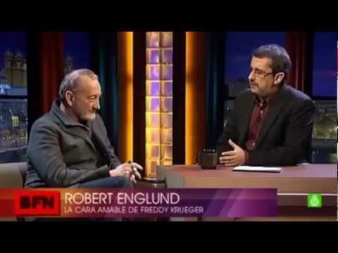 Segunda Entrevista: Robert Englund En Buenafuente
