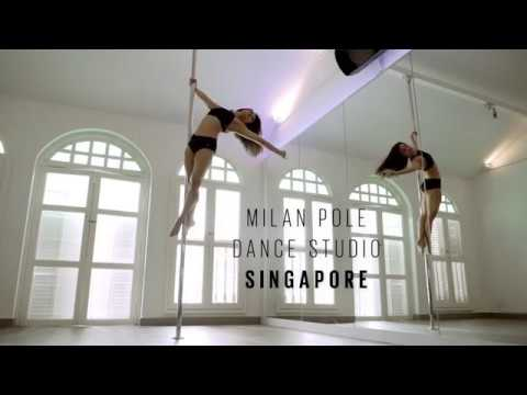 Milan Pole Dance Studio SIngapore - In the mood for love
